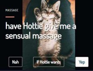 Seksuell match   Hvor godt passer dere sammen seksuelt?