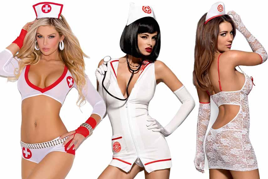 Sexy kostymer | Sykesøstre