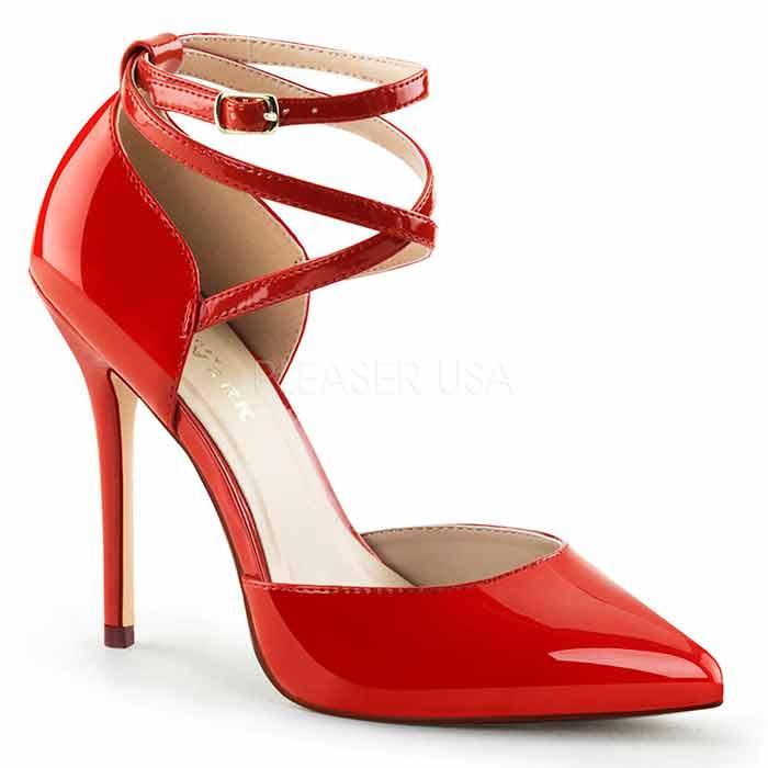 Skomodell: Amuse | Forbudte sko | Menn i damesko
