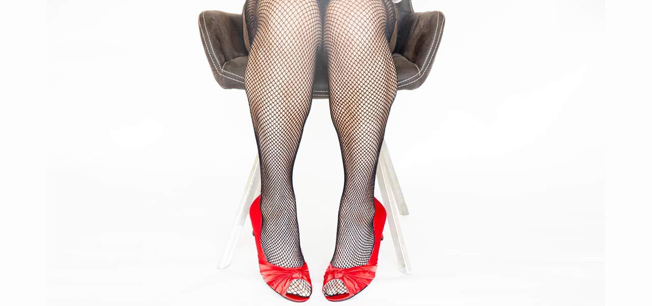 Forbudte sko | Menn i damesko