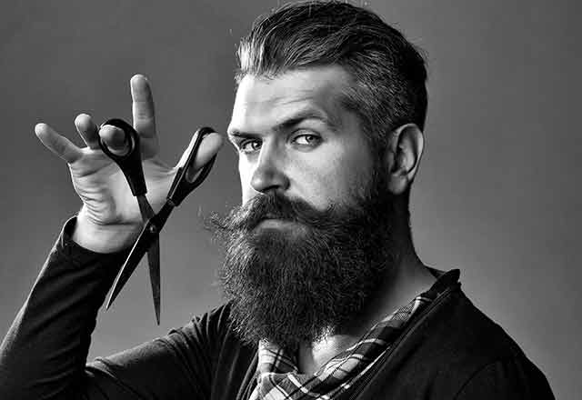 Lær deg å klippe skjegg | page69 guider deg trygt gjennom prossesen med ekspert i faget