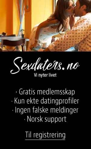 Til sexdaters.no | Sexdating fri for juks og falske profiler