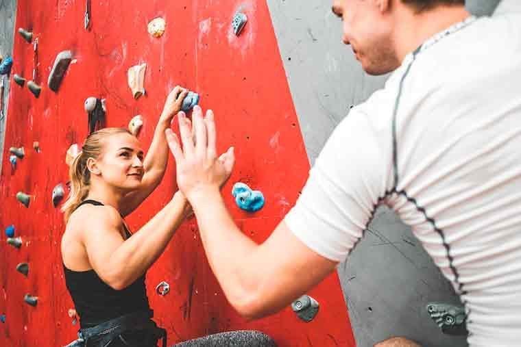 Klatrevegg | Hvordan avsløre partners personlighet tidlig i date-fasen?